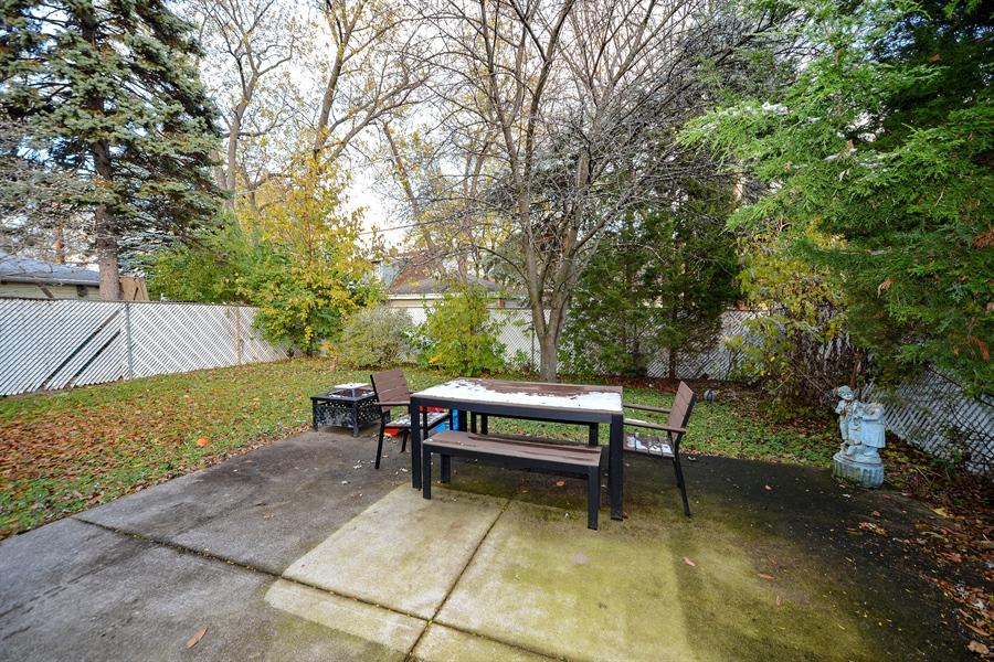 Real Estate Photography - 3509 Scott, Franklin Park, IL, 60131 - Patio