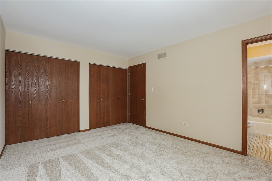 Real Estate Photography - 1800 71st St., Downers Grove, IL, 60516 - Master Bedroom