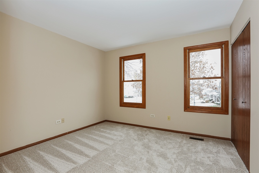 Real Estate Photography - 1800 71st St., Downers Grove, IL, 60516 - Bedroom 3