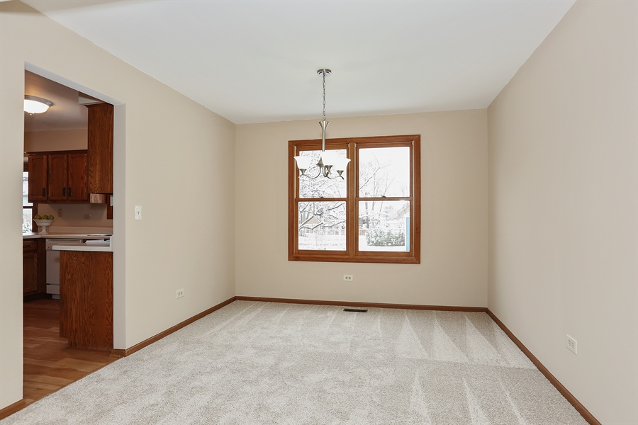 Real Estate Photography - 1800 71st St., Downers Grove, IL, 60516 - Dining Room