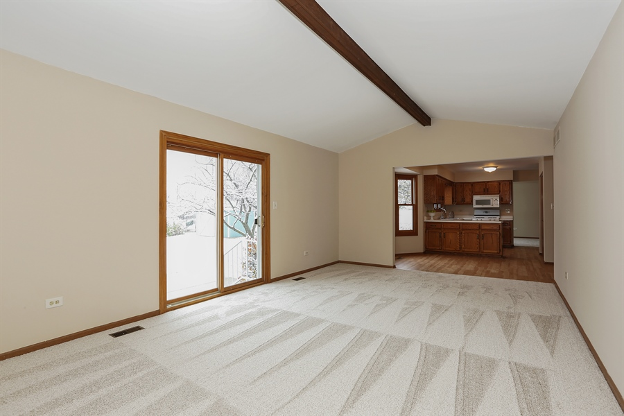 Real Estate Photography - 1800 71st St., Downers Grove, IL, 60516 - Family Room