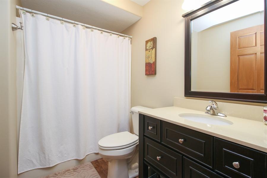 Real Estate Photography - 6011 Park View Dr, Bourbonnais, IL, 60914 - Master Bathroom