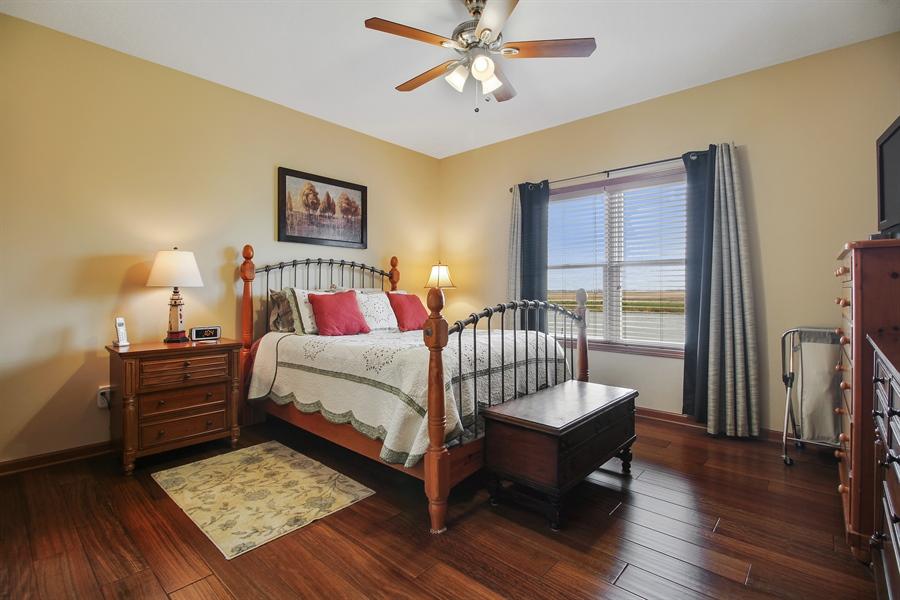 Real Estate Photography - 6011 Park View Dr, Bourbonnais, IL, 60914 - Master Bedroom