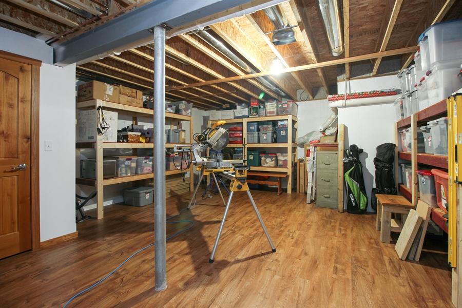 Real Estate Photography - 6011 Park View Dr, Bourbonnais, IL, 60914 - Lower Level