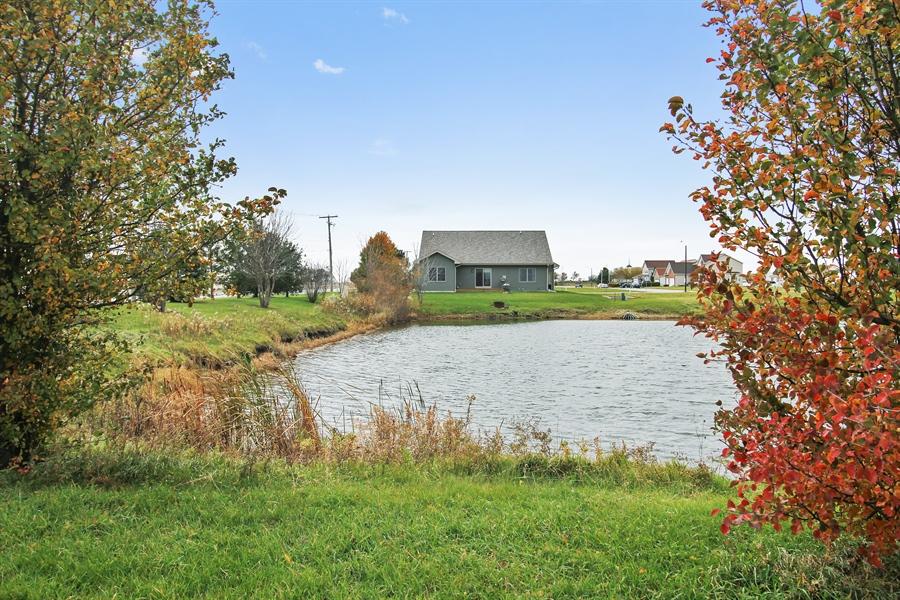 Real Estate Photography - 6011 Park View Dr, Bourbonnais, IL, 60914 - Rear View