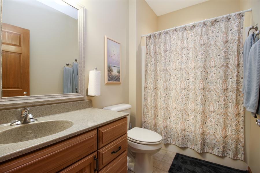 Real Estate Photography - 6011 Park View Dr, Bourbonnais, IL, 60914 - Bathroom