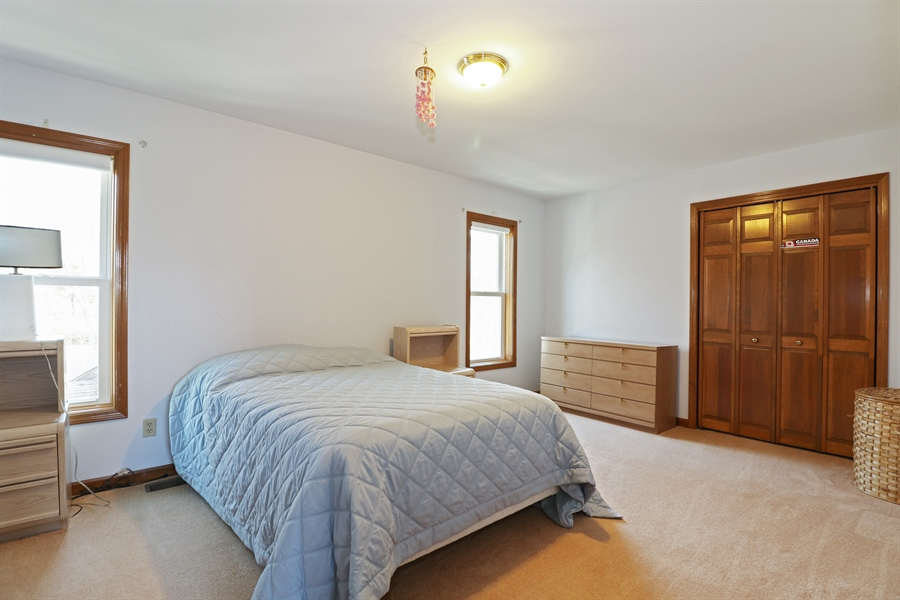 Real Estate Photography - 3777 Douglas Rd, Downers Grove, IL, 60515 - Bedroom
