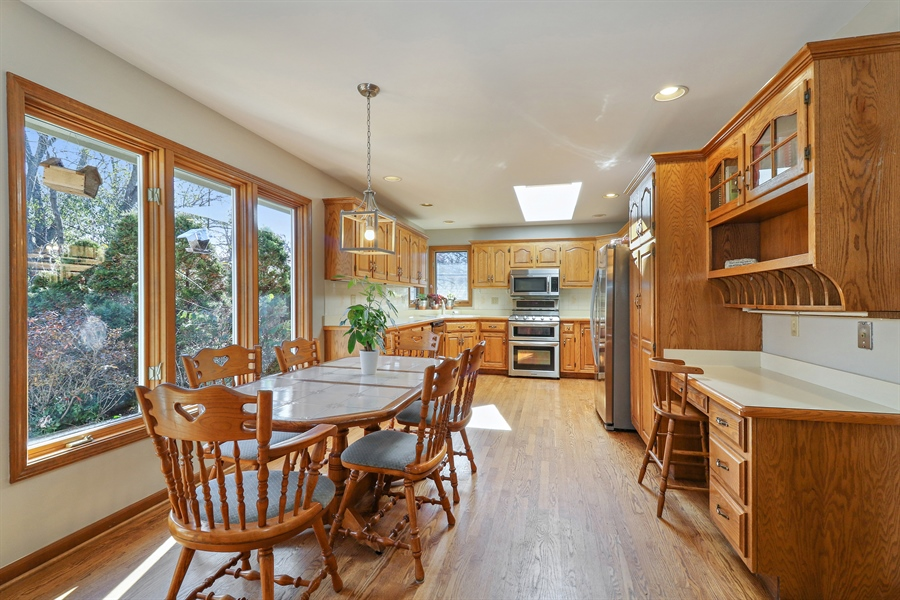 Real Estate Photography - 3777 Douglas Rd, Downers Grove, IL, 60515 - Kitchen
