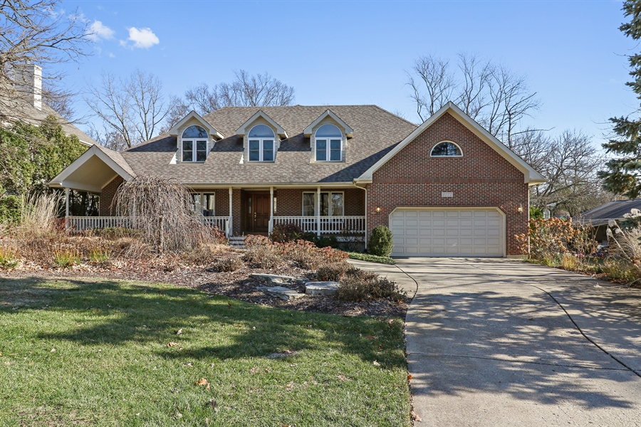 Real Estate Photography - 3777 Douglas Rd, Downers Grove, IL, 60515 - Front View