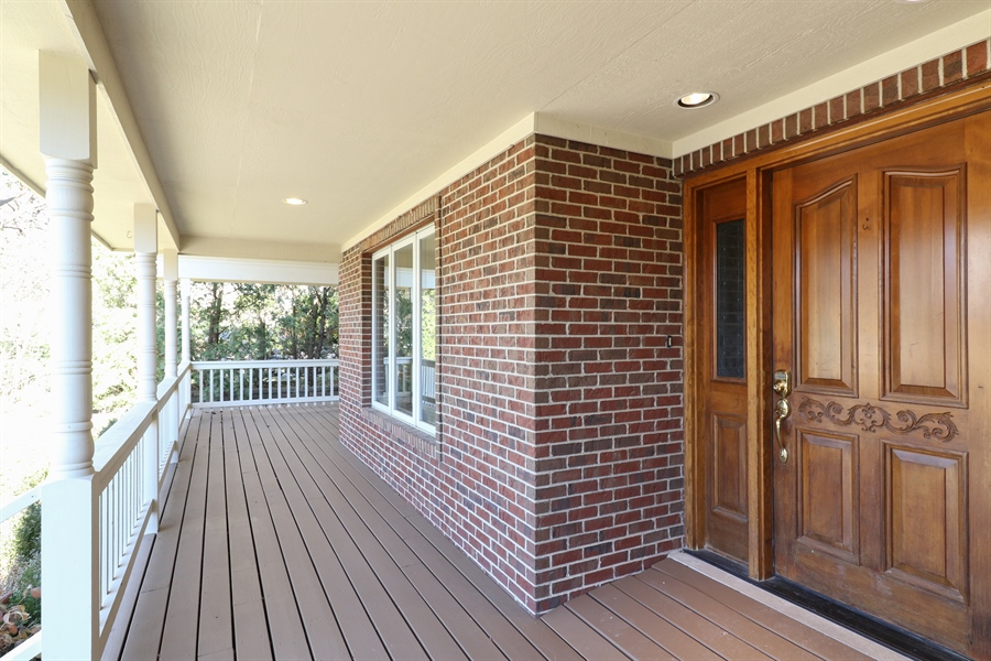 Real Estate Photography - 3777 Douglas Rd, Downers Grove, IL, 60515 - Entryway