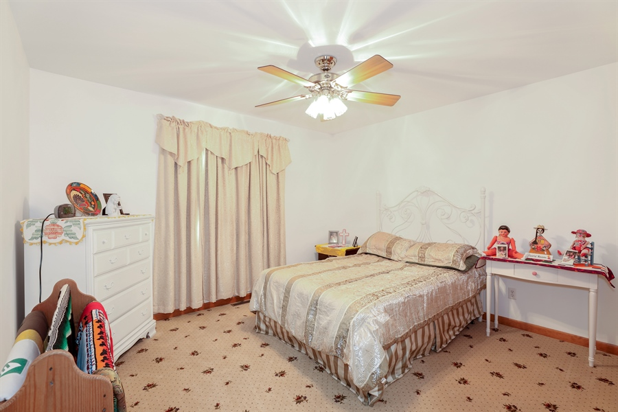 Real Estate Photography - 9445 Beall, Dyer, IN, 46311 - 2nd Bedroom