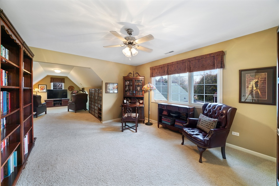 Real Estate Photography - 106 S. Lincoln St, Westmont, IL, 60559 - 2nd Bedroom