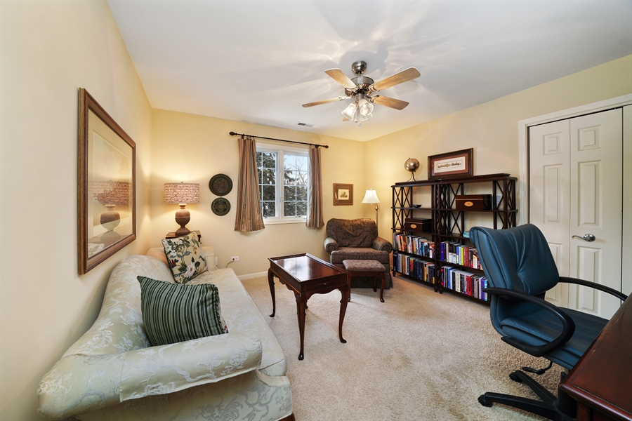 Real Estate Photography - 106 S. Lincoln St, Westmont, IL, 60559 - 4th Bedroom