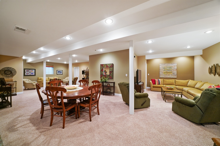 Real Estate Photography - 106 S. Lincoln St, Westmont, IL, 60559 - Lower Level