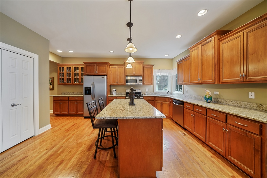 Real Estate Photography - 106 S. Lincoln St, Westmont, IL, 60559 - Kitchen