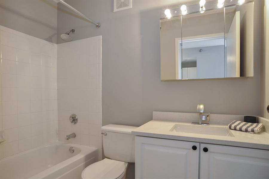 Real Estate Photography - 111 W Maple, 1809, Chicago, IL, 60610 - Bathroom