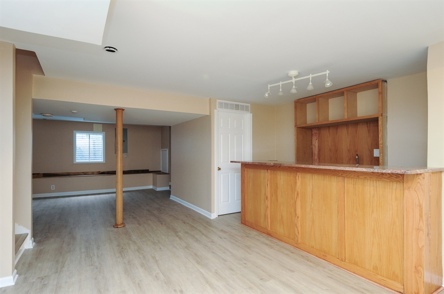 Real Estate Photography - 2485 Reflections Dr, Aurora, IL, 60502 - Basement
