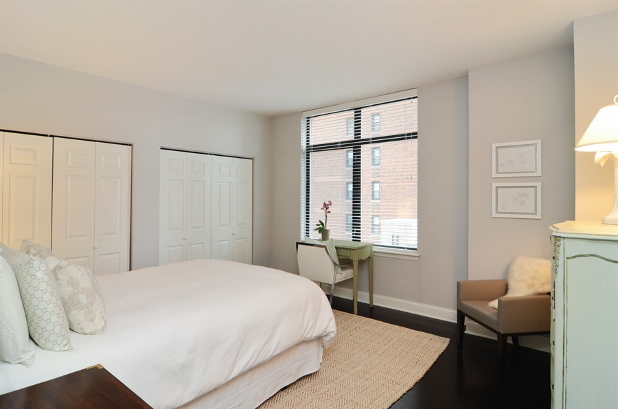 Real Estate Photography - 1122 N Dearborn, 8C, Chicago, IL, 60610 - Bedroom
