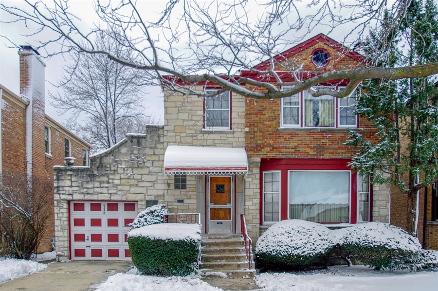 Real Estate Photography - 6248 N Drake Ave, Chicago, IL, 60659 - Front View
