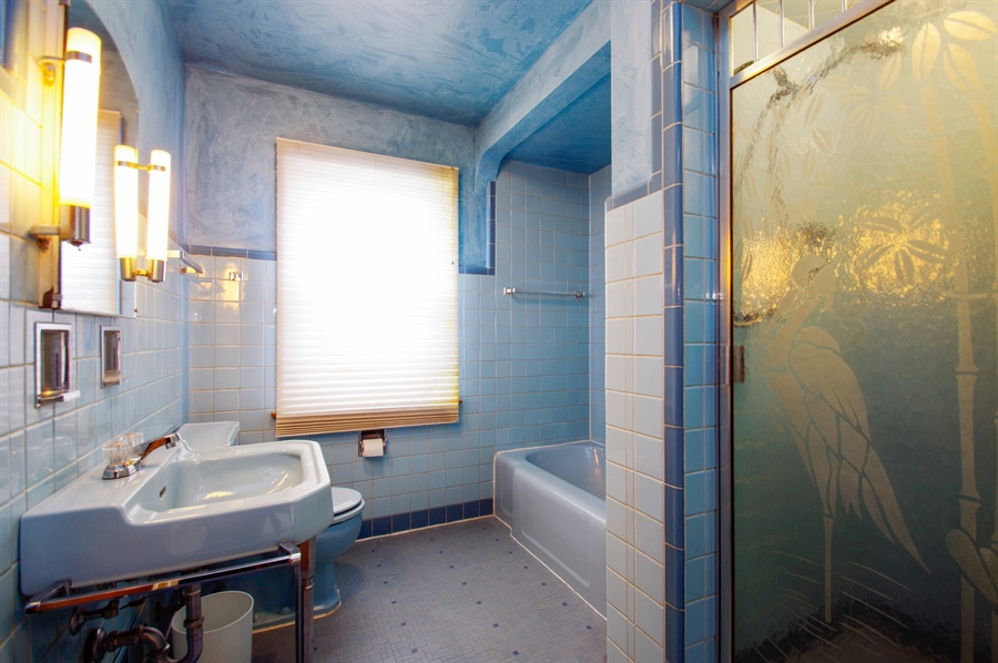 Real Estate Photography - 6248 N Drake Ave, Chicago, IL, 60659 - Bathroom