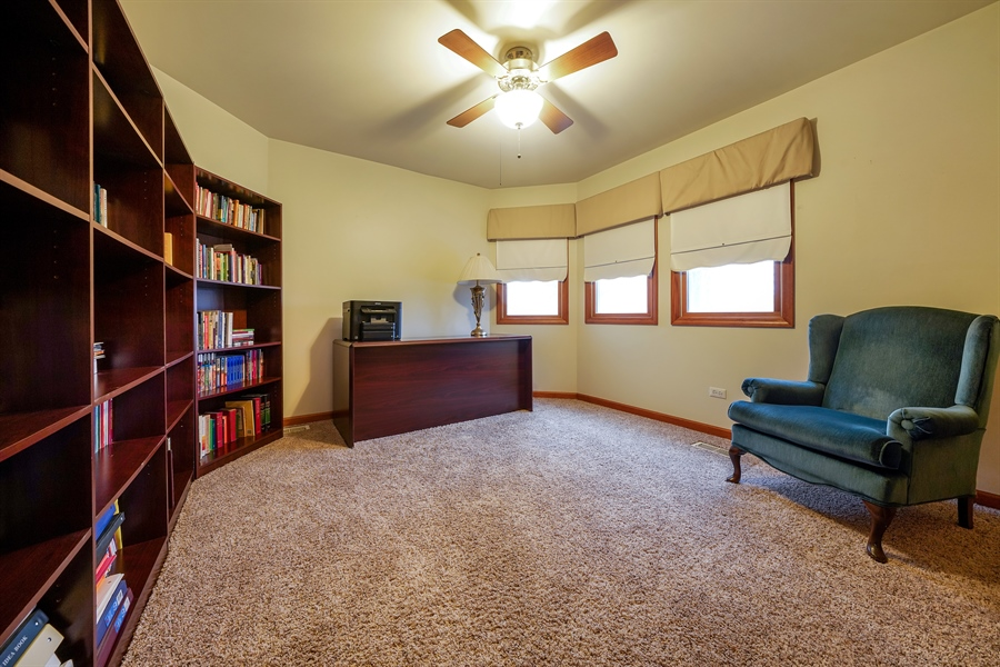 Real Estate Photography - 933 E. Crest Ave, Addison, IL, 60101 - 3rd Bedroom