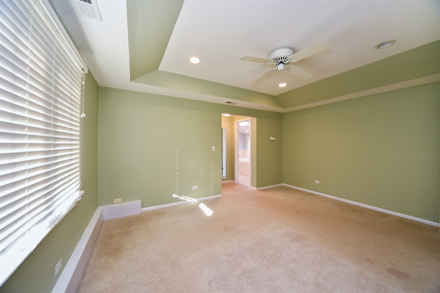 Real Estate Photography - 26072 W Indian Trail Rd, Barrington, IL, 60010 - Master Bedroom