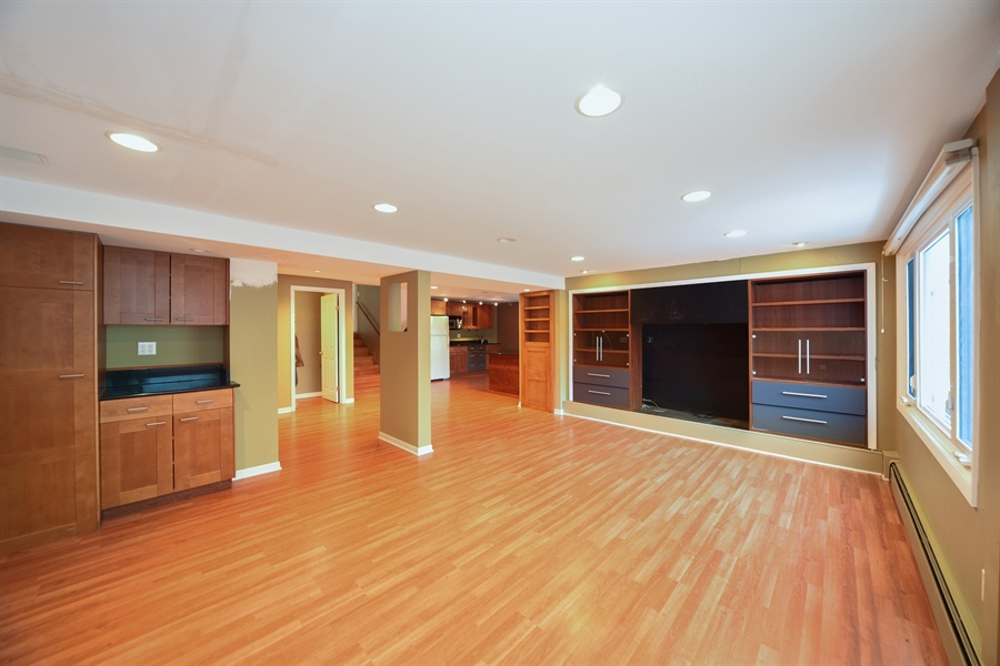 Real Estate Photography - 26072 W Indian Trail Rd, Barrington, IL, 60010 - Lower Level