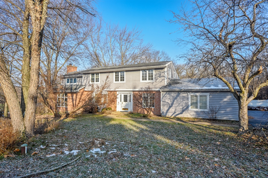 Real Estate Photography - 26072 W Indian Trail Rd, Barrington, IL, 60010 - Front View