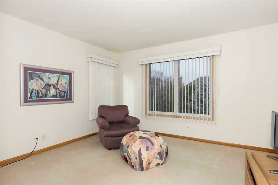 Real Estate Photography - 2603 Newton Avenue, Naperville, IL, 60564 - 2nd Bedroom