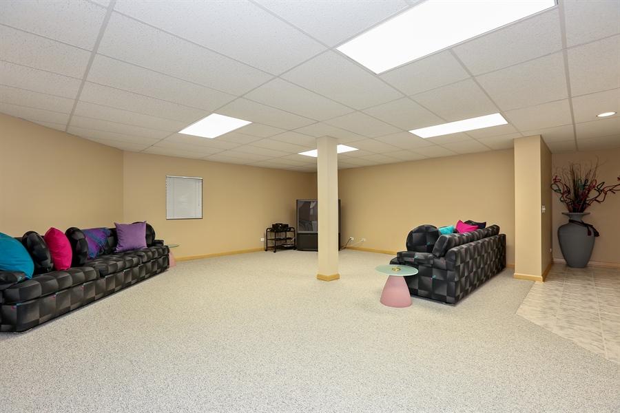 Real Estate Photography - 2603 Newton Avenue, Naperville, IL, 60564 - Basement