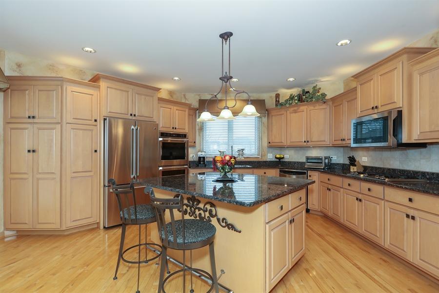 Real Estate Photography - 2603 Newton Avenue, Naperville, IL, 60564 - Kitchen