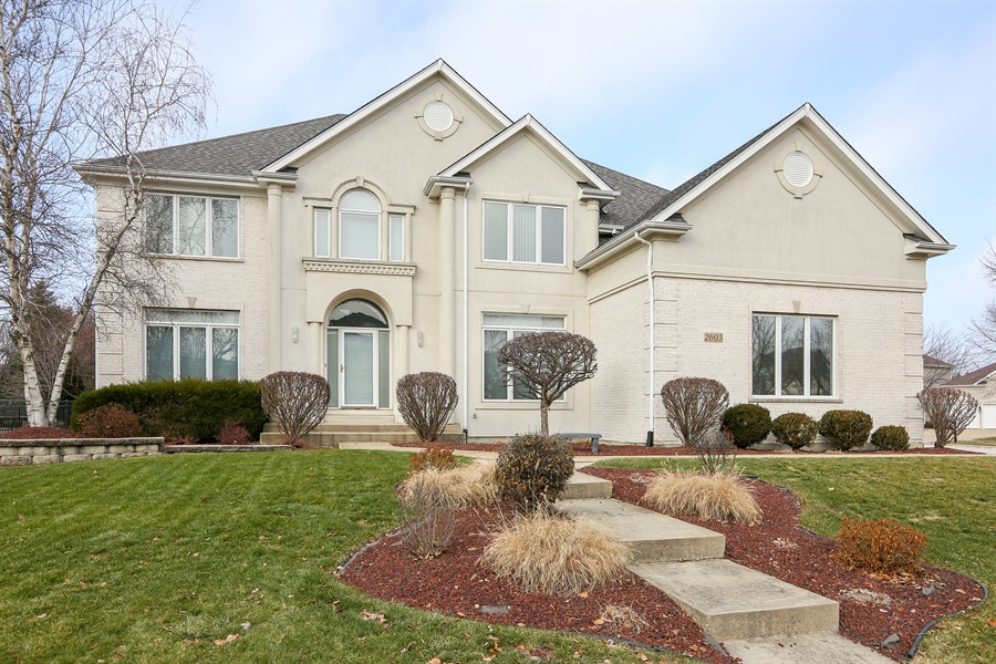 Real Estate Photography - 2603 Newton Avenue, Naperville, IL, 60564 - Front View