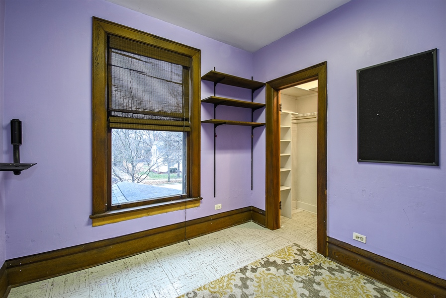 Real Estate Photography - 541 S. Hough St., Barrington, IL, 60010 - 2nd Bedroom