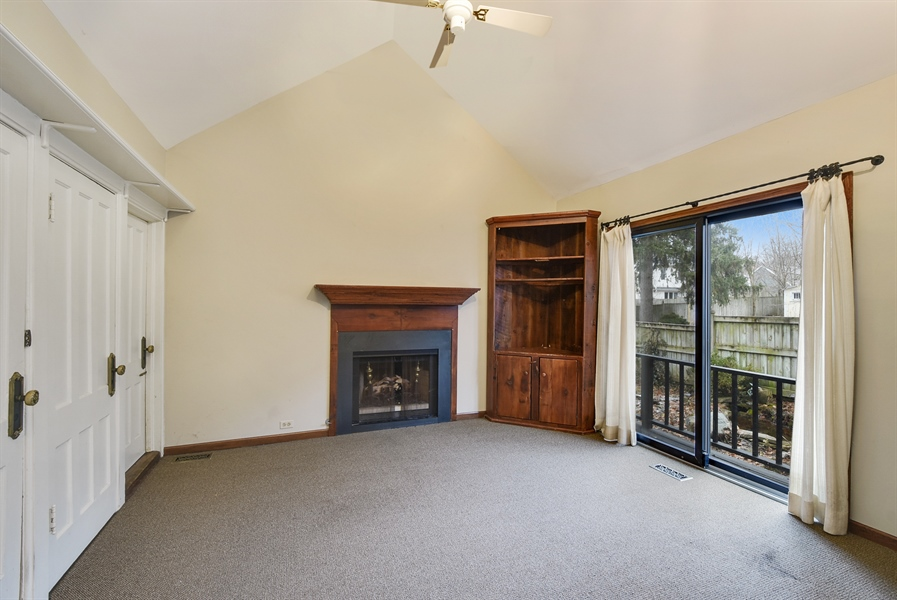 Real Estate Photography - 541 S. Hough St., Barrington, IL, 60010 - Family Room