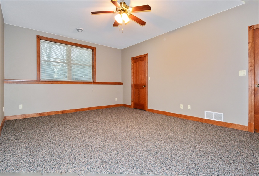 Real Estate Photography - W7076 Oakdale Drive, Beaver Dam, WI, 53916 - 4th Bedroom