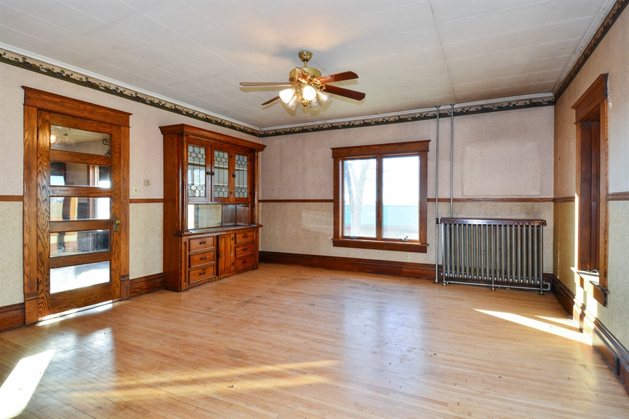Real Estate Photography - W1541 Racoon Road, Theresa, WI, 53091 - Dining Room