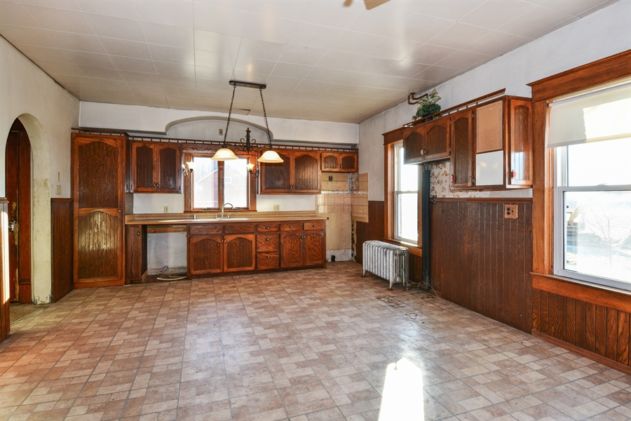 Real Estate Photography - W1541 Racoon Road, Theresa, WI, 53091 - Kitchen