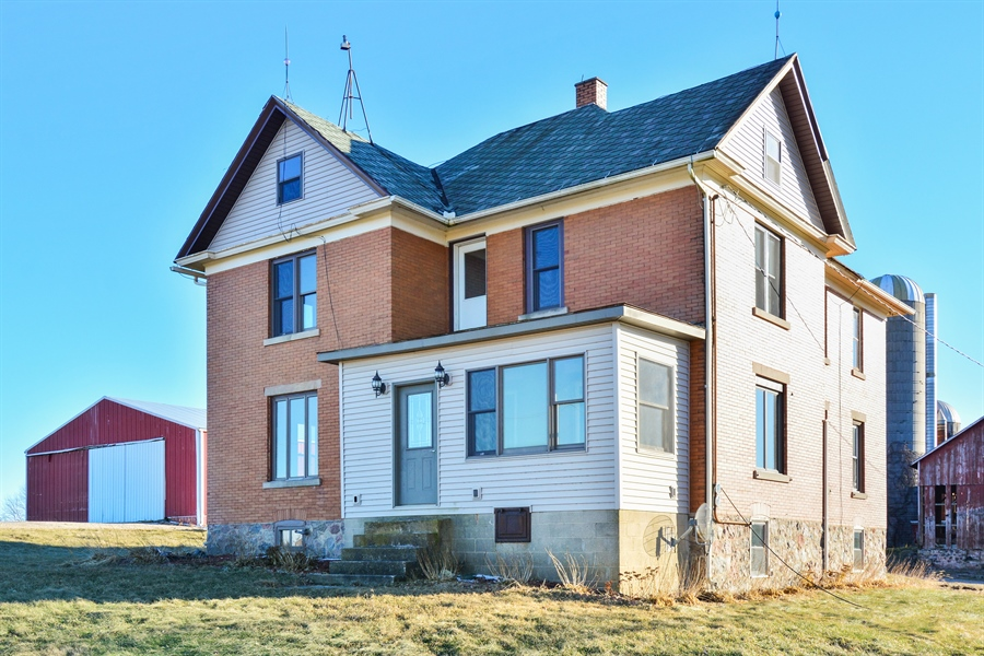 Real Estate Photography - W1541 Racoon Road, Theresa, WI, 53091 - Front View