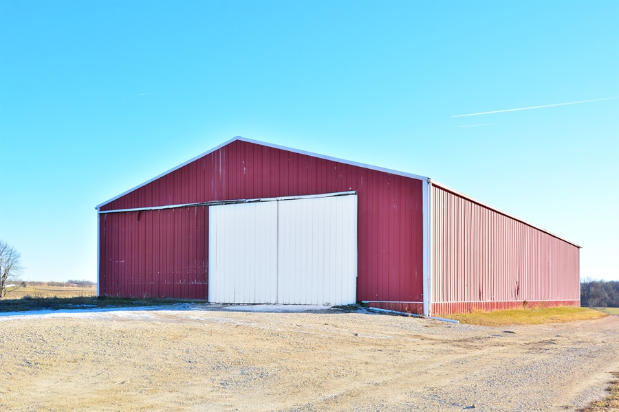 Real Estate Photography - W1541 Racoon Road, Theresa, WI, 53091 - Barn