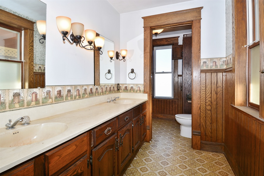 Real Estate Photography - W1541 Racoon Road, Theresa, WI, 53091 - Bathroom