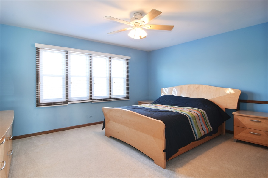 Real Estate Photography - 9 Lake View Road, hawthorn Woods, IL, 60047 - 4th Bedroom