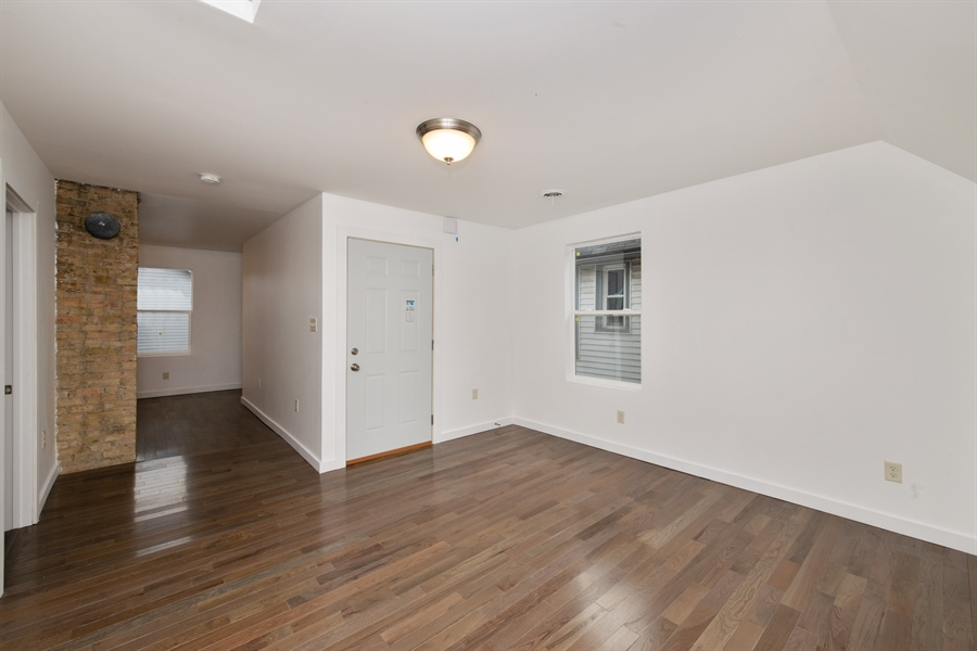 Real Estate Photography - 1748 N. 18th St., Milwaukee, WI, 53205 - Living Room