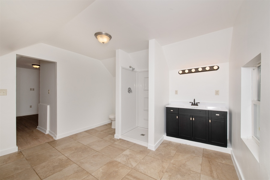 Real Estate Photography - 1748 N. 18th St., Milwaukee, WI, 53205 - 3rd Bathroom