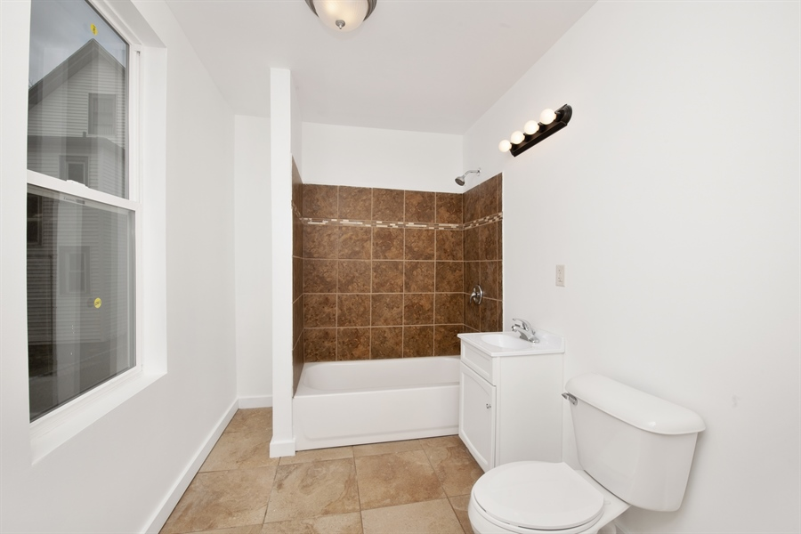 Real Estate Photography - 1748 N. 18th St., Milwaukee, WI, 53205 - Master Bathroom