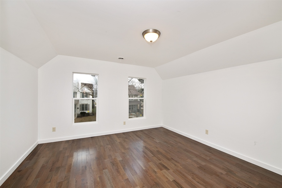 Real Estate Photography - 1748 N. 18th St., Milwaukee, WI, 53205 - 2nd Bedroom