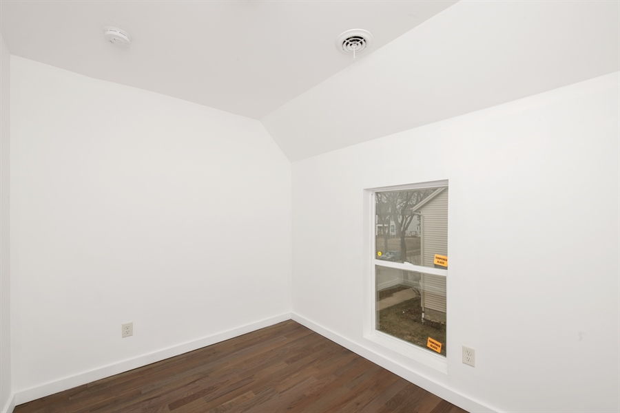 Real Estate Photography - 1748 N. 18th St., Milwaukee, WI, 53205 - 3rd Bedroom