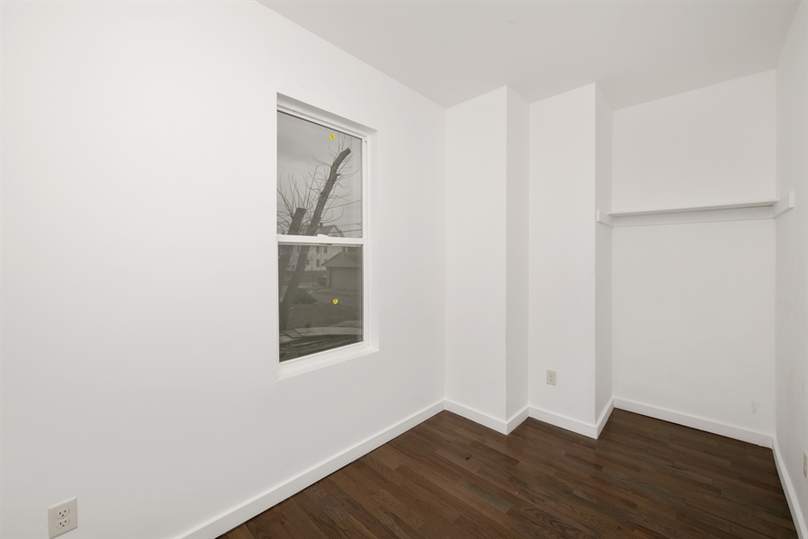 Real Estate Photography - 1748 N. 18th St., Milwaukee, WI, 53205 - 4th Bedroom