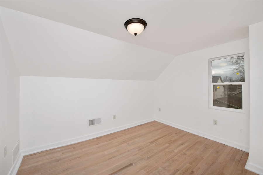 Real Estate Photography - 1748 N. 18th St., Milwaukee, WI, 53205 - 5th Bedroom