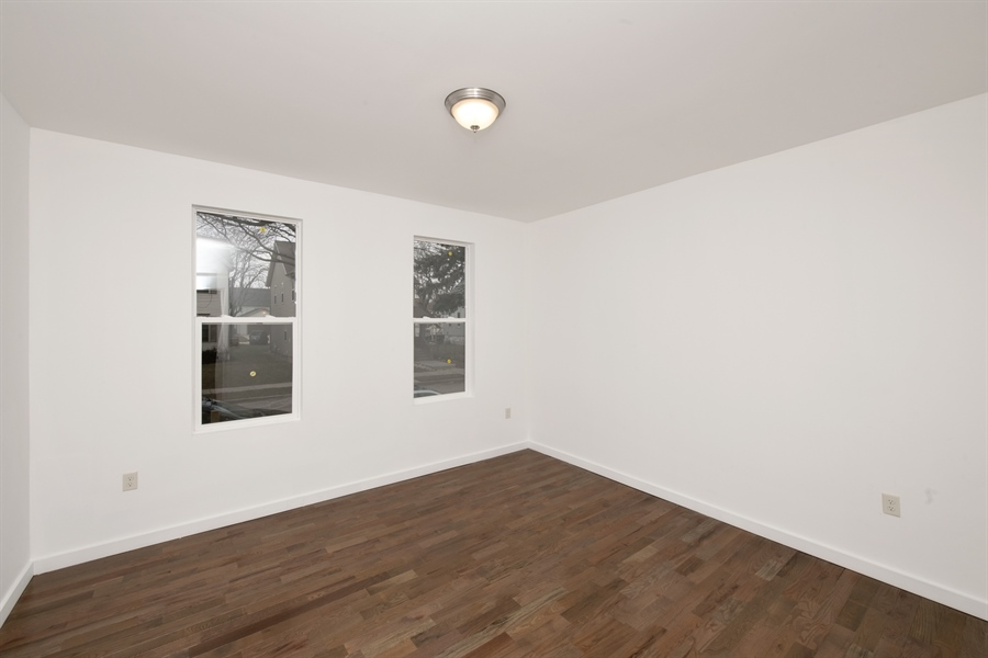 Real Estate Photography - 1748 N. 18th St., Milwaukee, WI, 53205 - Bedroom