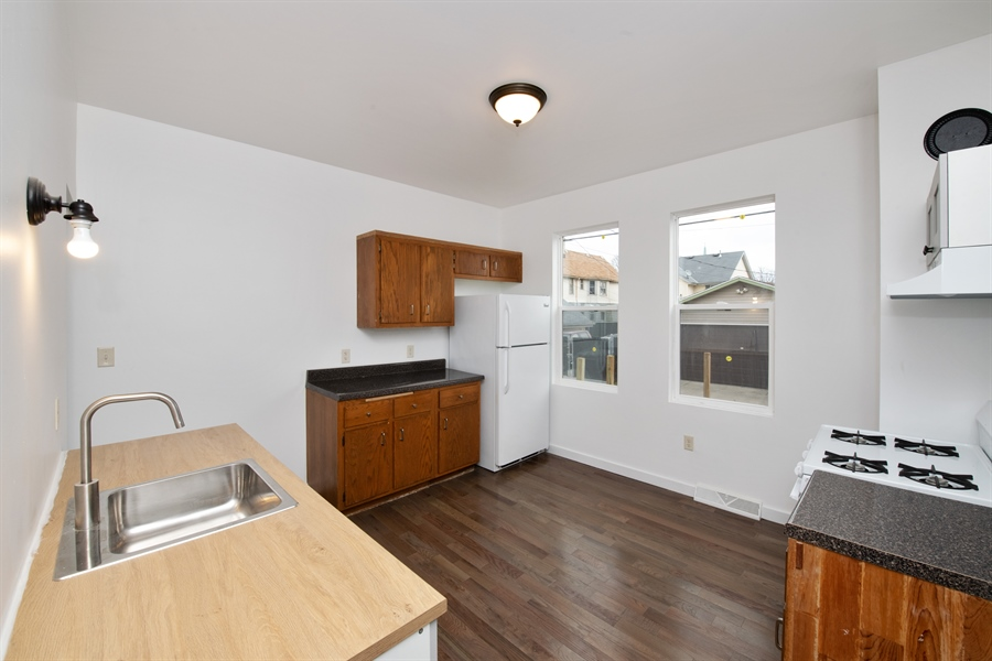 Real Estate Photography - 1748 N. 18th St., Milwaukee, WI, 53205 - Dining Area